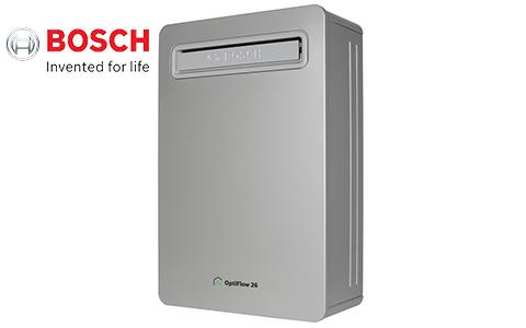 Bosch Optiflow, from  $3000 installed